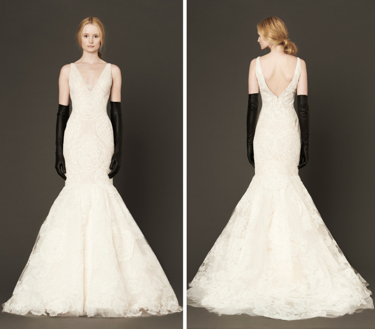 Vera Wang Bridal Collection Spring 2014 - Loveweddingsng9