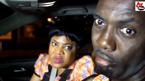 Watch AY's Latest Skit 'Driver's License' starring Toyin Aimakhu Johnson & Beverly Osu