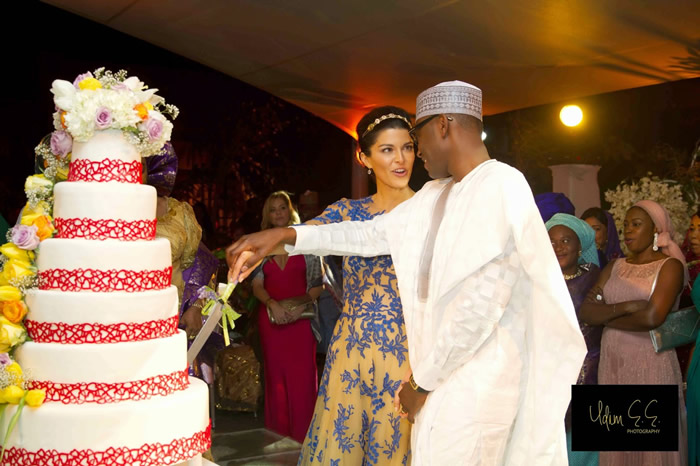 Abba Atiku Abubakar and Mariana Silva's Wedding