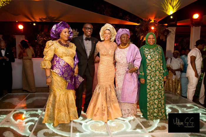 Abba Atiku Abubakar and Mariana Silva Wedding Dubai Loveweddingsng42