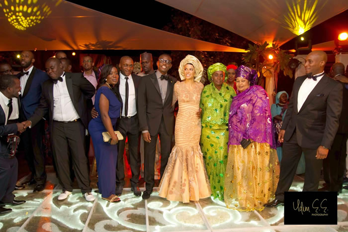 Abba Atiku Abubakar and Mariana Silva Wedding Dubai Loveweddingsng50