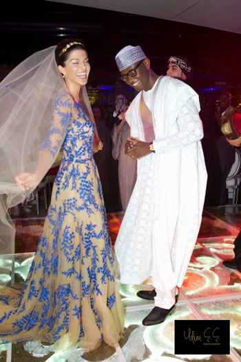 Abba Atiku Abubakar and Mariana Silva Wedding Dubai Loveweddingsng9