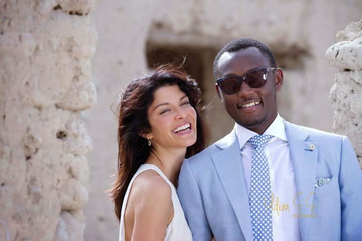 Abba Atiku Abubakar & Mariana Silva's Pre-Wedding Pictures