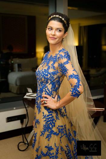 Abba Atiku Abubakar weds Mariana Silva Dubai Loveweddingsng17