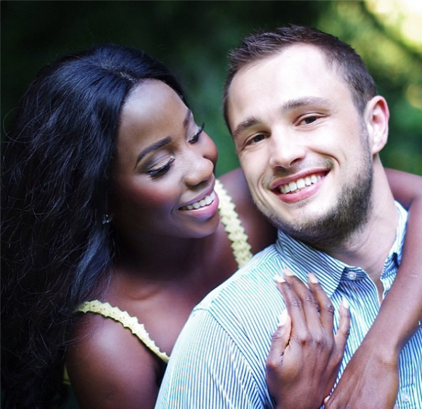 "Adanna & David – ""He Put A Ring On It!"""