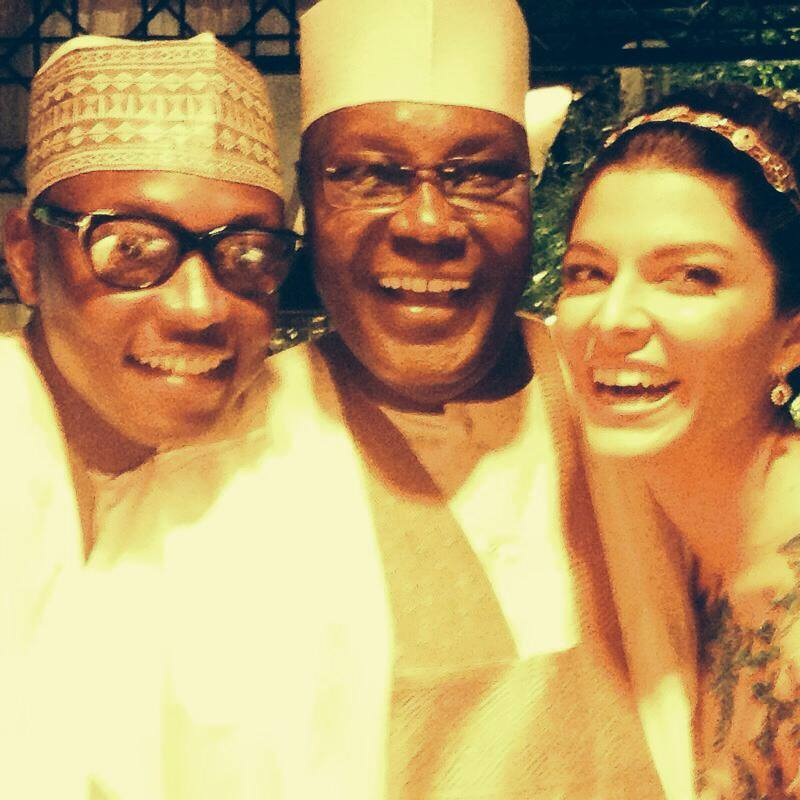 Atiku Abubakar Wedding2