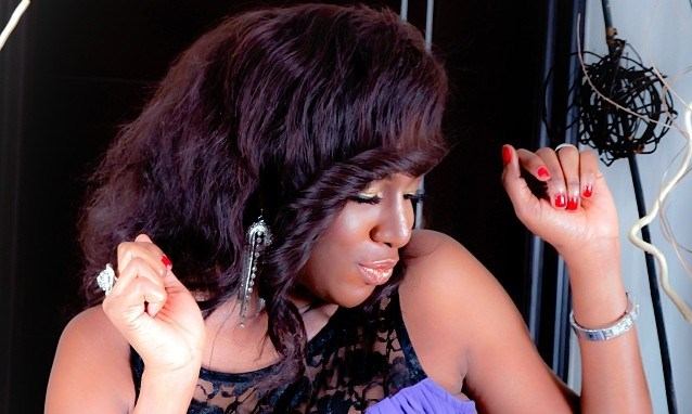 Nollywood actress Chika Ike is in Love
