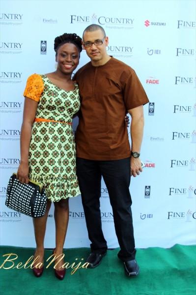 Chimamanda Ngozi Adichie Esega Husband