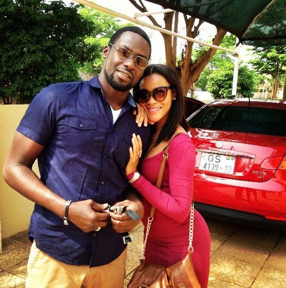 Chris Attoh Damilola Adegbite Pregnant
