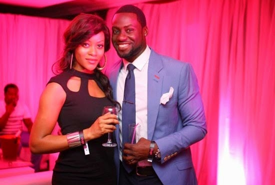 Chris Attoh and Damilola Adegbite expecting first child