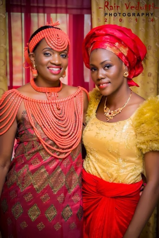 Ese Walter Benny Ark Traditional Wedding Loveweddingsng14