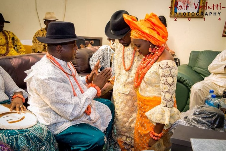 Ese Walter Benny Ark Traditional Wedding Loveweddingsng16