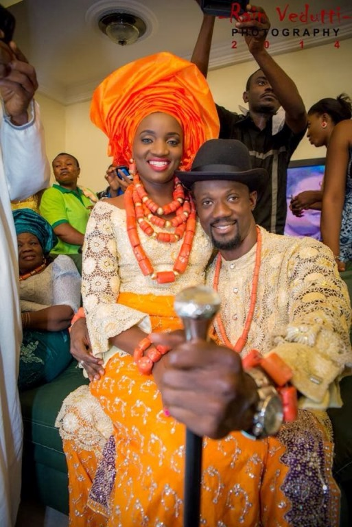 Ese Walter Benny Ark Traditional Wedding Loveweddingsng17