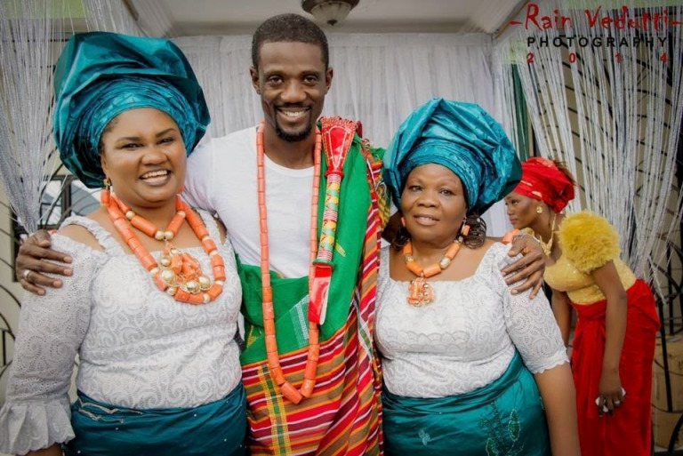 Ese Walter Benny Ark Traditional Wedding Loveweddingsng18