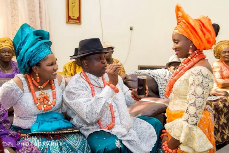 Ese Walter Benny Ark Traditional Wedding Loveweddingsng19