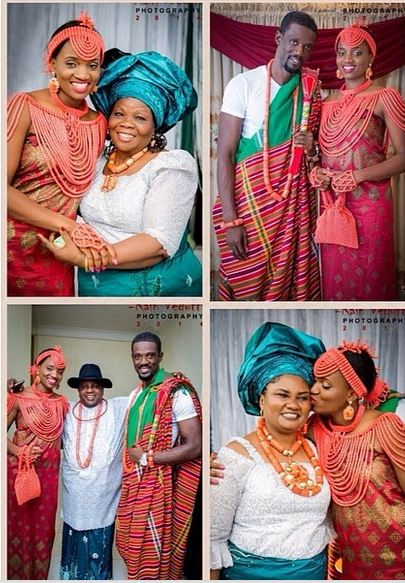 Ese Walter Benny Ark Traditional Wedding Loveweddingsng2