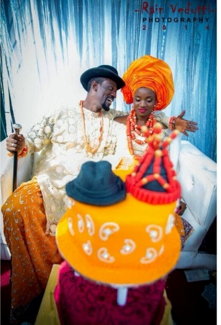 Ese Walter Benny Ark Traditional Wedding Loveweddingsng22
