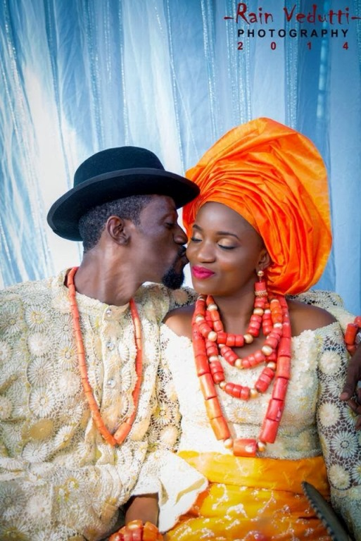 Ese Walter Benny Ark Traditional Wedding Loveweddingsng23