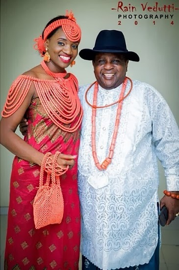 Ese Walter Benny Ark Traditional Wedding Loveweddingsng4