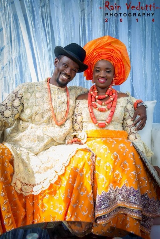 Ese Walter Benny Ark Traditional Wedding Loveweddingsng6