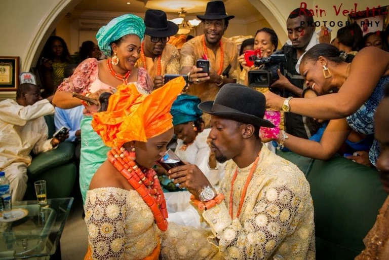 Ese Walter Benny Ark Traditional Wedding Loveweddingsng7