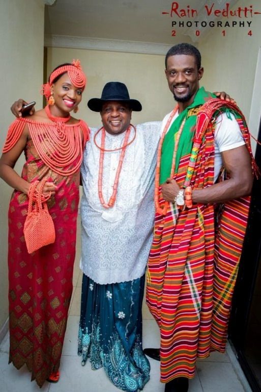 Ese Walter Benny Ark Traditional Wedding Loveweddingsng9