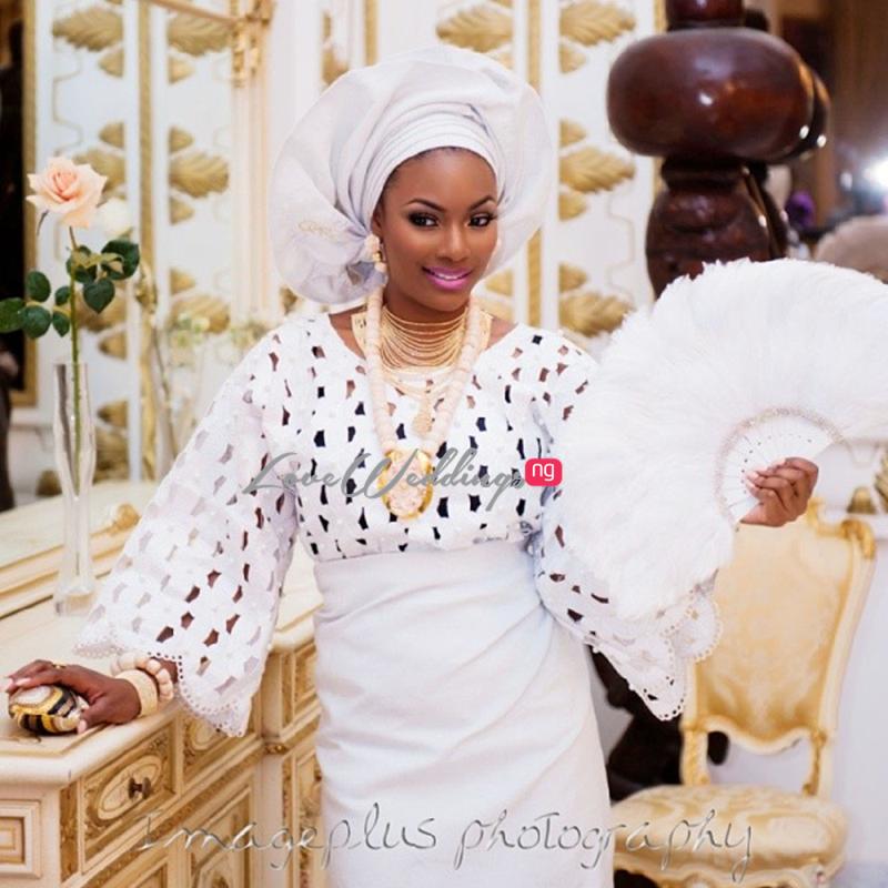 Hadiza Raisa Okoya weds Olamijuwonlo Alao-Akala Loveweddingsng2