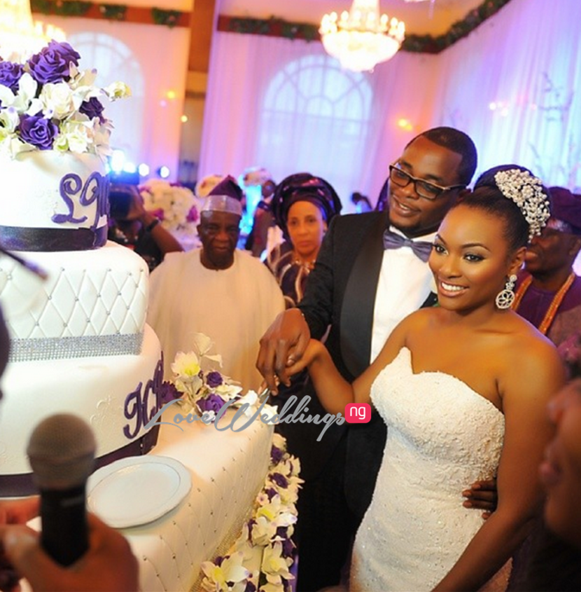 Pictures from Hadiza Raisa Okoya & Olamiju Alao-Akala's Wedding