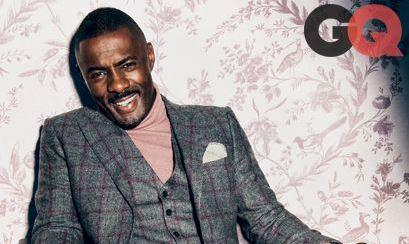 Idris Elba Welcomes Son – Winston