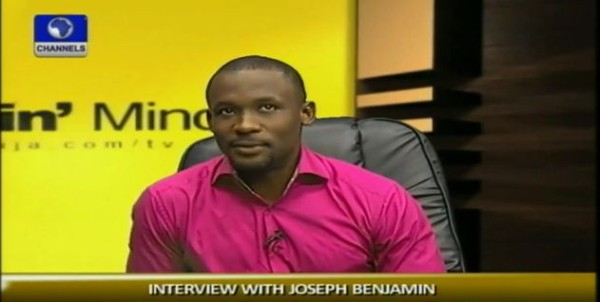 "Rubbin' Minds: ""There was No Violence & Infidelity"" – Joseph Benjamin"