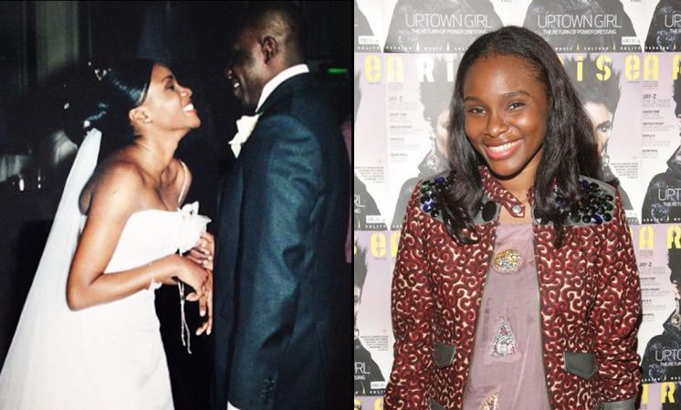 Happy 12th Year wedding anniversary to Lisa Folawiyo of Jewel by Lisa