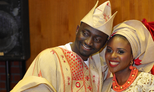 Bisi & Aimha's Traditional Wedding | LoveWeddingsNG