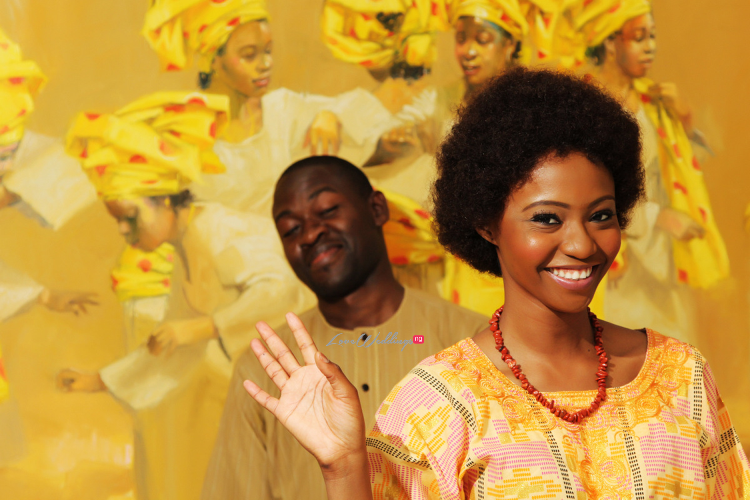 Temi & Ayo graduated from Business School with an additional degree | #AyoTemi2014