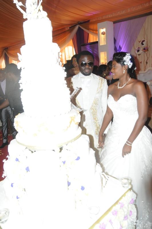 Mercy Johnson Okojie Wedding
