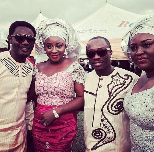 Moses Inwang and Emem Udonquak Nigerian Traditional Weddings Loveweddingsng7
