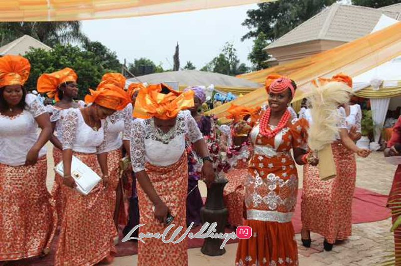 Nigerian Weddings Dabby and Joe Loveweddingsng1