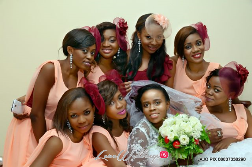 Nigerian Weddings Dabby and Joe Loveweddingsng7