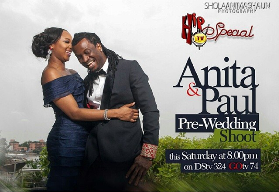 Paul Okoye & Anita Isama: Pre Wedding Shoot