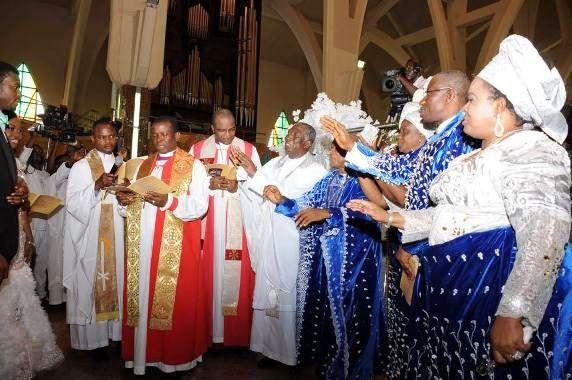 Loveweddingsng: Faith Sakwe weds Godswill Edward