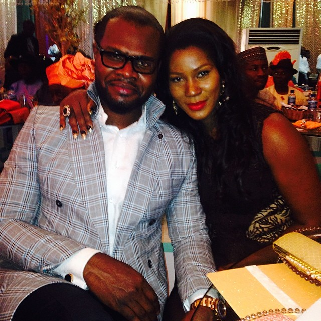 Stephanie Linus Idahosa wedding anniversary2