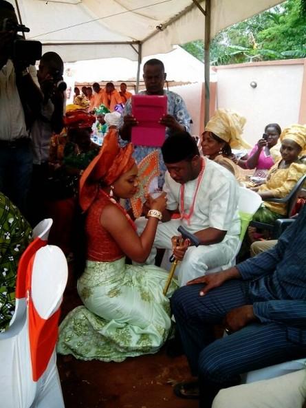 Tchidi Chikere weds Nuella Njubigbo Loveweddingsng10