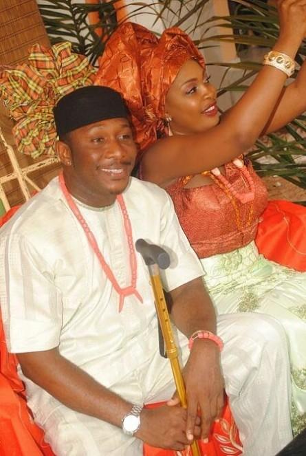 Tchidi Chikere weds Nuella Njubigbo Loveweddingsng5