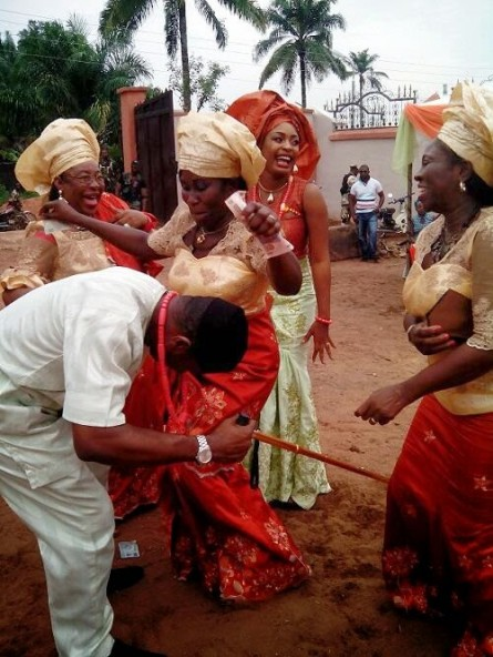 Tchidi Chikere weds Nuella Njubigbo Loveweddingsng6