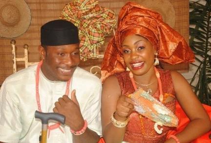 Tchidi Chikere weds Nuella Njubigbo