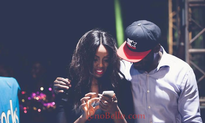 All The Details of Tunji Balogun (Tee Billz) & Tiwa Savage's White Wedding