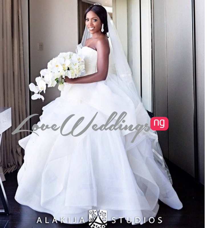 Tiwa Savage Vera Wang Loveweddingsng1