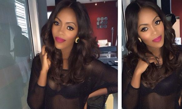 Tiwa Savage Flaunts Weight Loss for Dubai Wedding