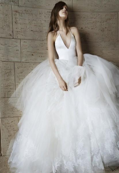 Vera Wang Spring 2015 Loveweddingsng