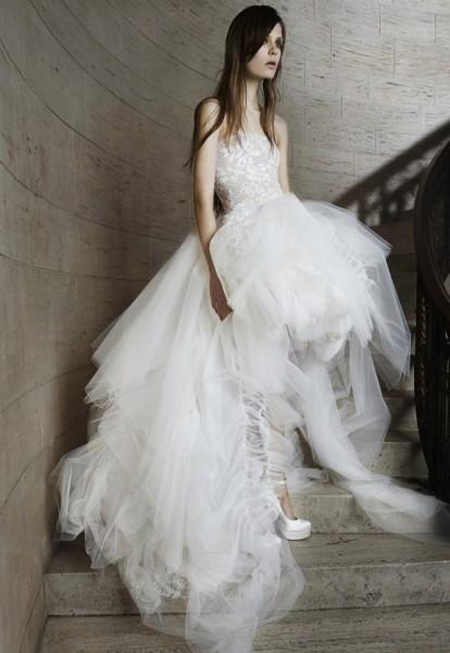 Vera Wang Spring 2015 Loveweddingsng17