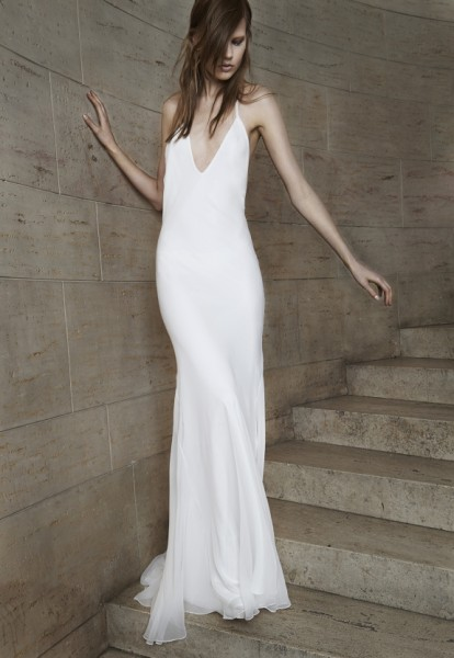 Vera Wang Spring 2015 Loveweddingsng2